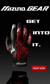 Shop Mizuno baseball