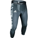 adidas Techfit Camo Three-Quarter Speed Tight
